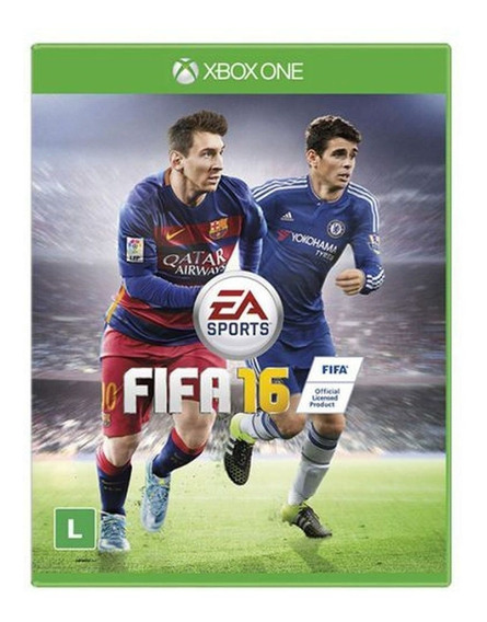 Game Xbox One Fifa 16