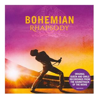 Queen Bohemian Rhapsody Soundtrack [new Cd] Disponible!