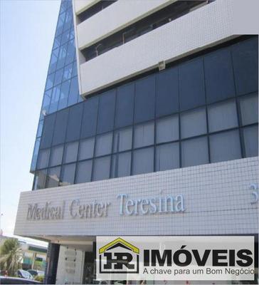 Sala Comercial Para Venda Em Teresina, Centro, 1 Dormitório, 2 Banheiros, 1 Vaga - 1147