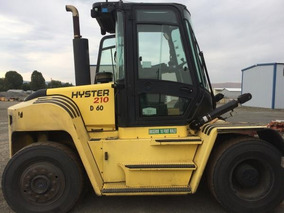 Montacargas Hyster 21000 Lbs