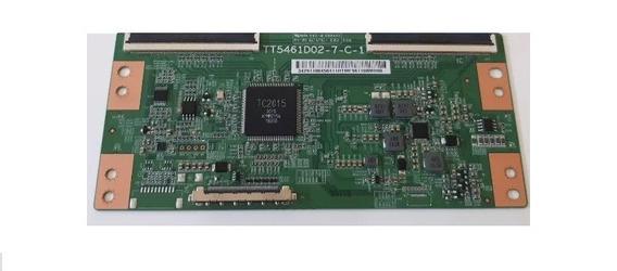 Placa T-con Philco Ph55e61dsgwa Tt5461d02-7-c-1