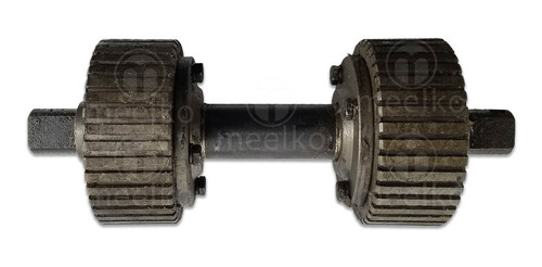 Combo Rodillo Y Matriz De 200mm Para Pellets   Mkfd200