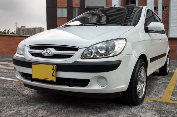 Hyundai Getz 1.6 Gls, Full Equipo