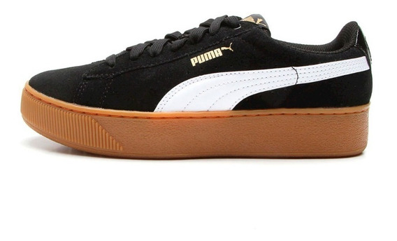 Tênis Puma Vikky Plataform Original - Feminino