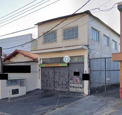 Imagem 1 de 1 de Salão Para Alugar, 350 M² Por R$ 9.570,00/mês - Cidade Brasil - Guarulhos/sp - Sl0091