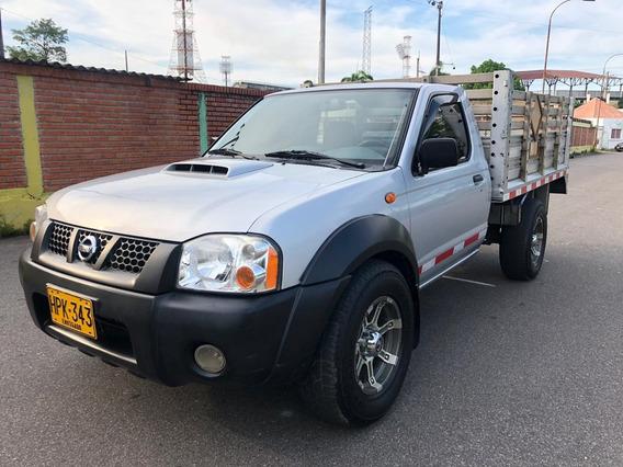 Nissan Frontier 2.5 Diesel 4x4 De Estacas Modelo 2013
