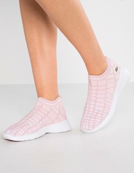 Zapatilla Lacoste Mujer Lt Fit Sock