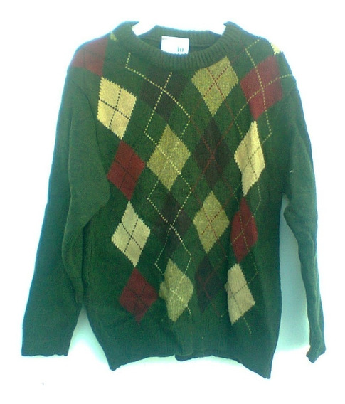 Sweater Niño Bass 10 T-6 Años