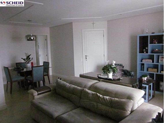 Apartamento Bem Localizado Chacara Santo Antonio - Mr49529