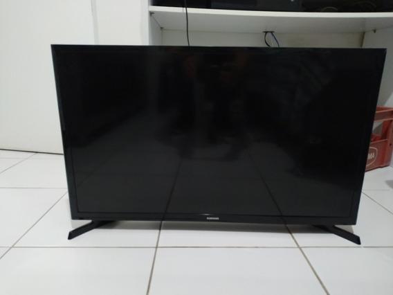 Televisão Samsung Un32j4300ag - 32 Tela Com Defeito