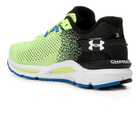 Tênis Under Armour Charged Spread Knit Corrida - Emitimos Nf