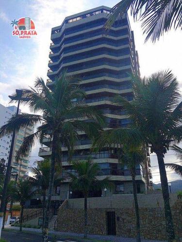 Imagem 1 de 1 de Apartamento Com 4 Dormitórios À Venda, 185 M² Por R$ 690.000,00 - Balneário Flórida - Praia Grande/sp - Ap2976