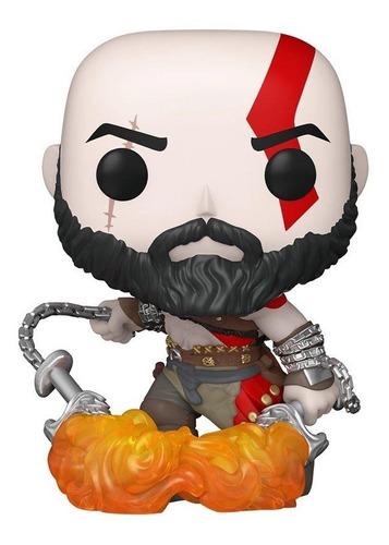 Boneco Funko Pop Games Playstation God Of War Kratos 154