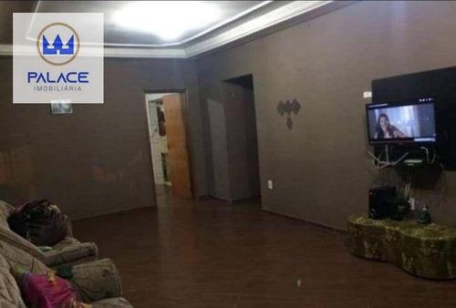 Imagem 1 de 11 de Casa Com 2 Dormitórios À Venda, 66 M² Por R$ 235.000,00 - Iaa - Piracicaba/sp - Ca1016