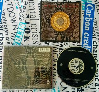 Whitesnake : Greatest Hits ( Importado Eeuu ) - Original