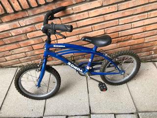 Bicicleta Zonda Niño. Muy Buenas Condiciones