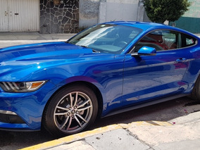 Ford Mustang Gt Eco Boost Aut Gps