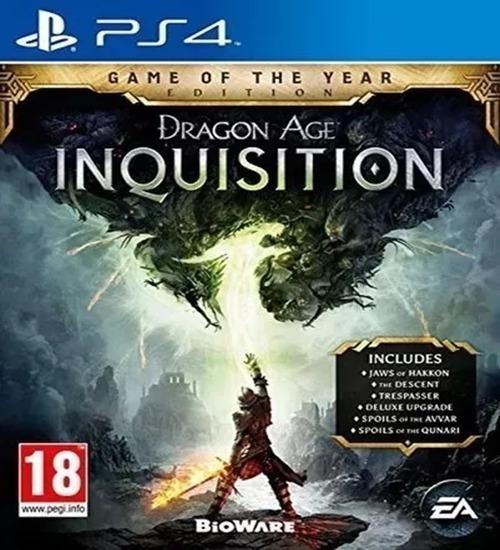 Dragon Age Ps4 Psn Code 2 Envio Na Hora