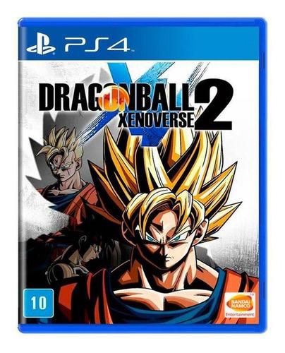Imagem 1 de 4 de Dragon Ball Xenoverse 2 Ps4 Mídia Física Novo Lacrado