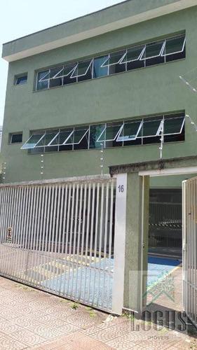 Imagem 1 de 19 de Prédio À Venda, 284 M² Por R$ 1.900.000,00 - Jardim Do Mar - São Bernardo Do Campo/sp - Pr0001