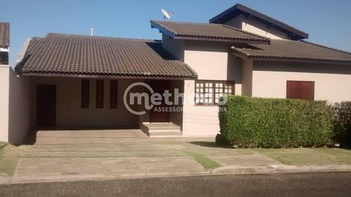 Casa Venda Condomínio Jardim Botânico Sousas Campinas Sp - Ca00882 - 69228809