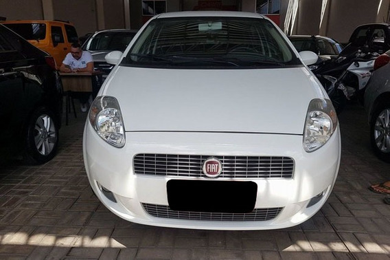 Fiat Punto Essence 1.6 16cv Flex 2012