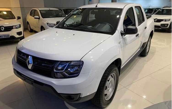 Renault Duster Oroch 1.6 16v Express Sce 4p 2020