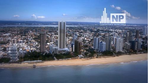 Apartamento Padrão À Venda Em Jaboatão Dos Guararapes/pe - Ifp01