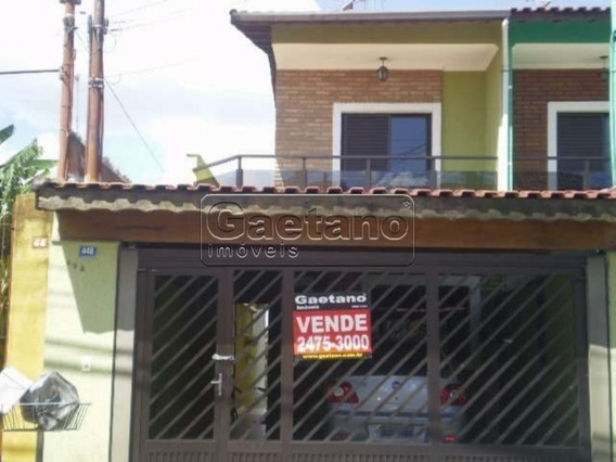 Sobrado - Jardim Santa Clara - Ref: 4111 - V-4111