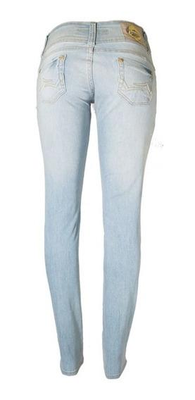 Calça Jeans Feminina People´s Tam 34 Ref 1526