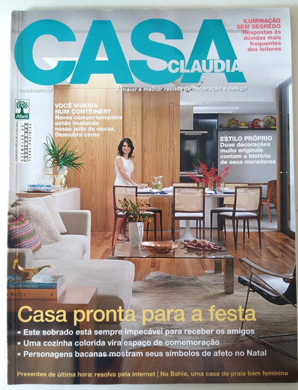 Revista Casa Claudia 625 De Setembro De 2013