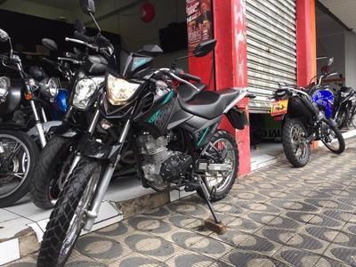 Yamaha Xtz Crosser 150 Ano 2018 Preta