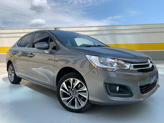Citroen C4 Lounge Exclusive - 2016 - 39.000km - Teto Solar
