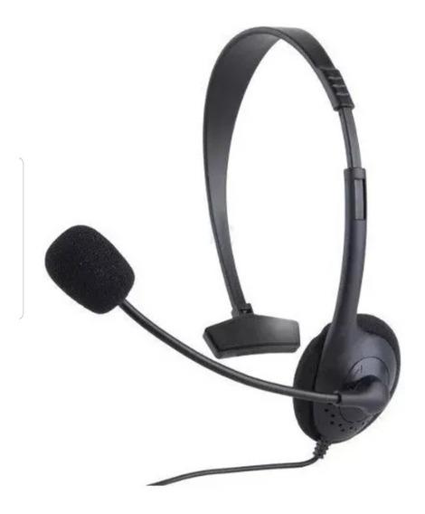 Headset Xbox 360 Com Microfone