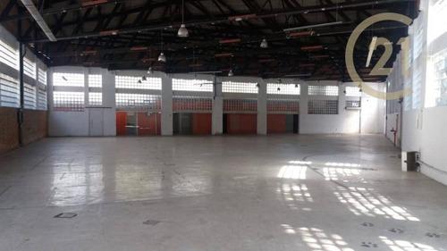 Galpão, 958 M² - Venda Por R$ 12.000.000,00 Ou Aluguel Por R$ 35.000,00 - Vila Leopoldina - São Paulo/sp - Ga0360