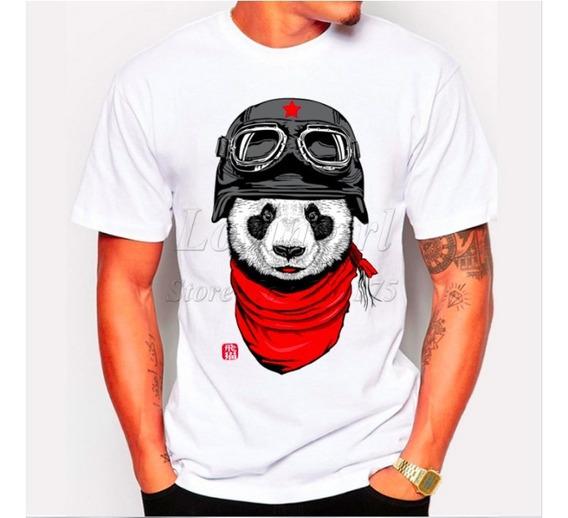 Playera Hombre Panda 2