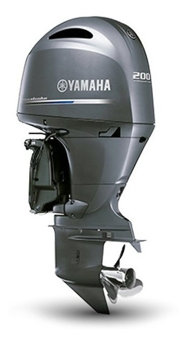 Yamaha Motor F-200 2020 Com Mensais A  Partir De R$ 1.321,00
