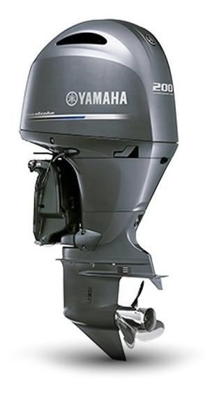 Yamaha Motor F-200 2019 Com Mensais Á Partir De R$1.385,27