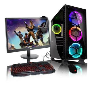 Pc Gamer Amd A10 9700 4gb 1tb Kit Multi Megasoft Caballito!