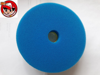 Esponja/borla Pad Abrillantador 6 Para Auto Velcro
