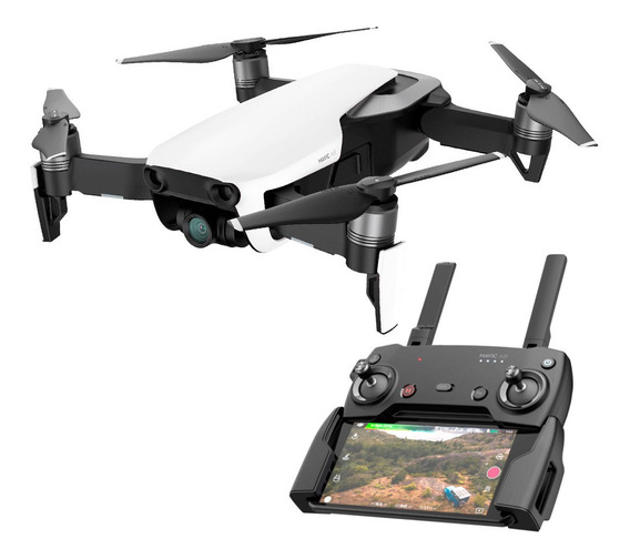 Dji Mavic Air Dron Con Camara 4k Ultima Version Mas Coutas