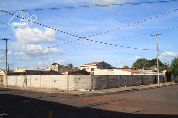 Terreno Comercial Venda E Locação, Ipiranga, Ribeirão Preto/sp - Te0412