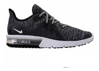 Zapatilla Nike Air Max Sequent 3 Gn Originales 6 Cuotas