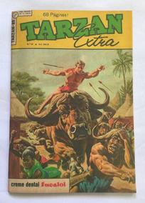 Tarzan - Nº 89 - 2ª Série - 68 Páginas - Fac-símile