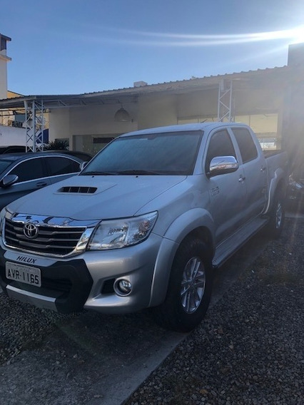 Toyota Hilux 2014 Srv Top