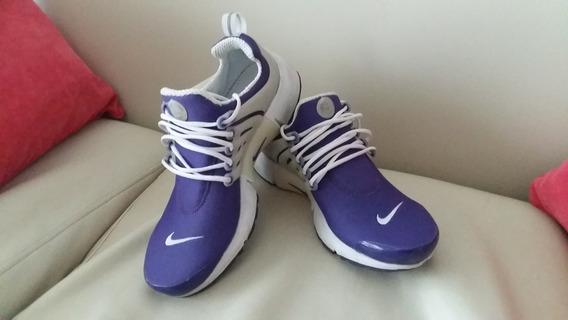 Zapatillas Nike Air Presto Violeta