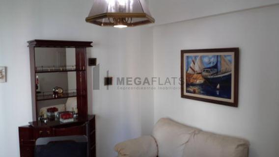 00400 - Flat 1 Dorm, Higienópolis - São Paulo/sp - 400