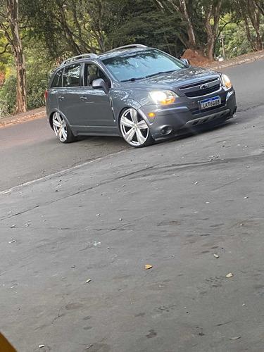 Imagem 1 de 6 de Chevrolet Captiva 2009 3.6 Sport 5p