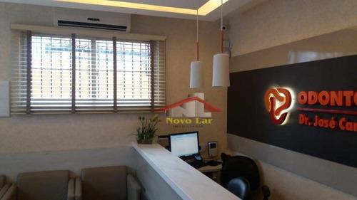 Sala Para Alugar, 17 M² Por R$ 1.800,00/mês - Montese - Fortaleza/ce - Sa0061