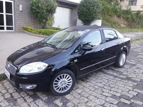 Fiat Linea 1.8 16v Lx Flex Dualogic / Troco Carro Menor Valo